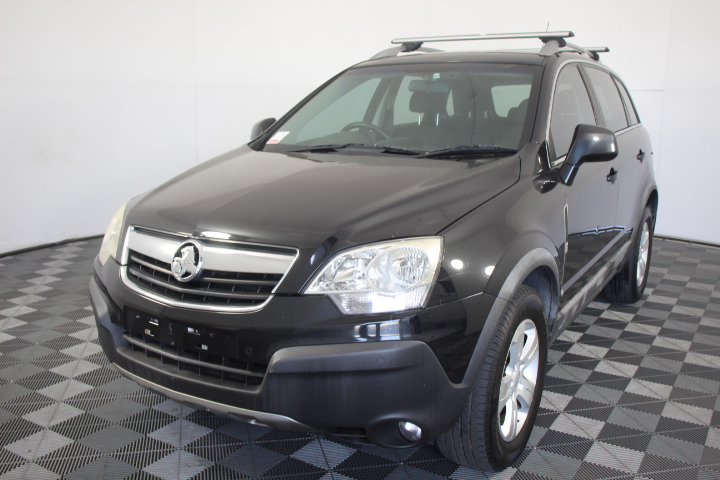 2010 Holden Captiva 5 Wagon, 144,534km