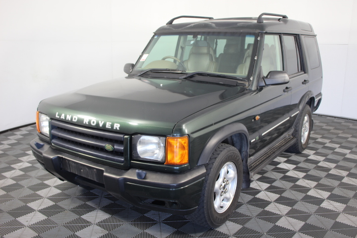 2000 Land Rover Discovery ES V8 (4x4) Automatic 7 Seat Wagon