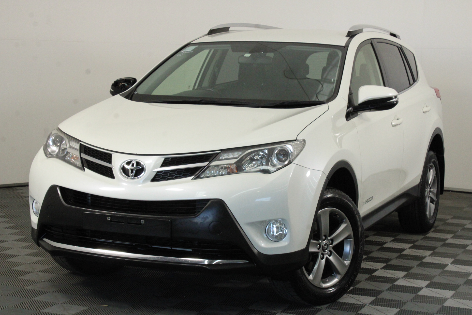 2015 Toyota Rav 4 AWD GXL ALA49R Turbo Diesel Automatic Wagon