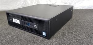 Hp Elite Desk 800 G2 Small Form Desktop