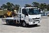 2014 Hino 300 Tray Body Truck