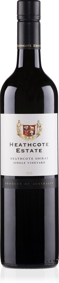 Heathcote Estate Shiraz 2017 (6 x 750mL) VIC