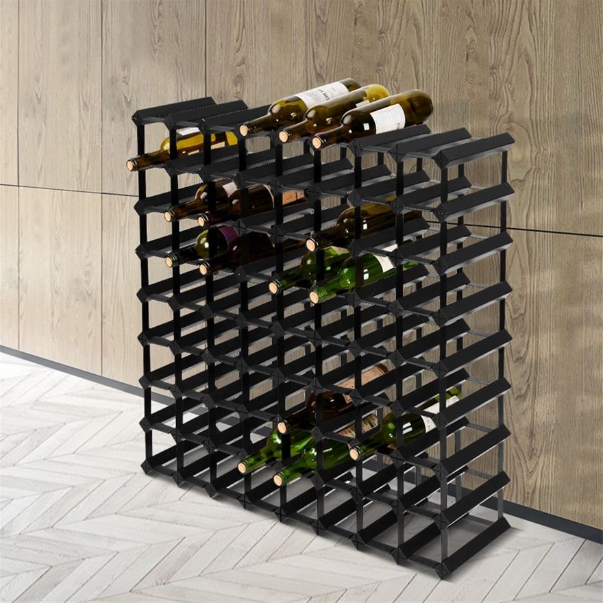 Wine Rack Wooden Storage Wall Racks