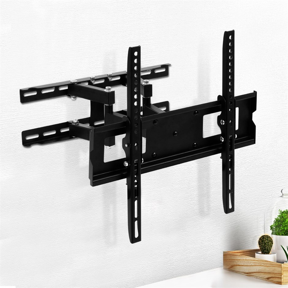 Artiss TV Wall Bracket Tilt Swivel Flat Slim LED LCD 23 32 42 50 55 inch
