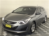 2014 Hyundai i40 Active VF Automatic Wagon