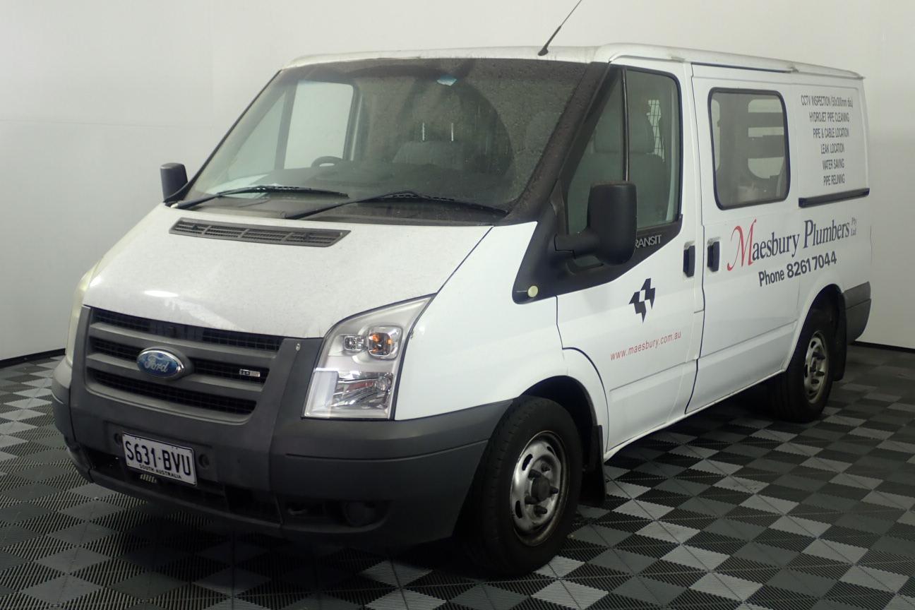 2008 Ford Transit Low (SWB) VM Turbo Diesel Manual Van