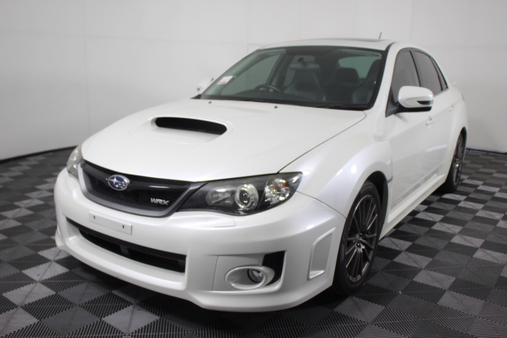 2011 MY12 Subaru Impreza Manual WRX Premium Widebody 124,337 Km's