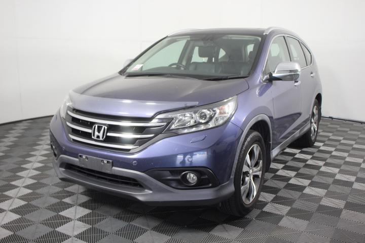 2012 MY13 Honda CR-V 4X4 VTi-L SUV Auto (Service History)
