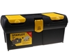 STANLEY 405mm Tool Box with Organisers. Buyers Note - Discount Freight Rate
