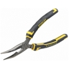STANLEY FatMax 150mm Bent Nose Pliers with Cutter. Buyers Note - Discount F