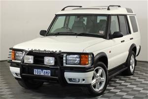 2001 Land Rover Discovery ES V8 (4x4) Au