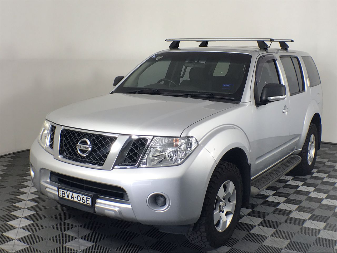 2010 Nissan Pathfinder ST (4x4) R51 Automatic 7 Seats Wagon