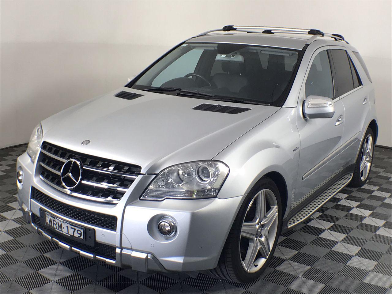 2009 Mercedes Benz ML 300 CDI (4x4) W164 Turbo Diesel Automatic Wagon