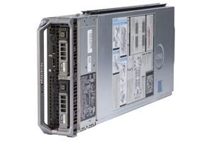 DELL M620 SERVER, 2x E5-2640, 384GB, 1.8