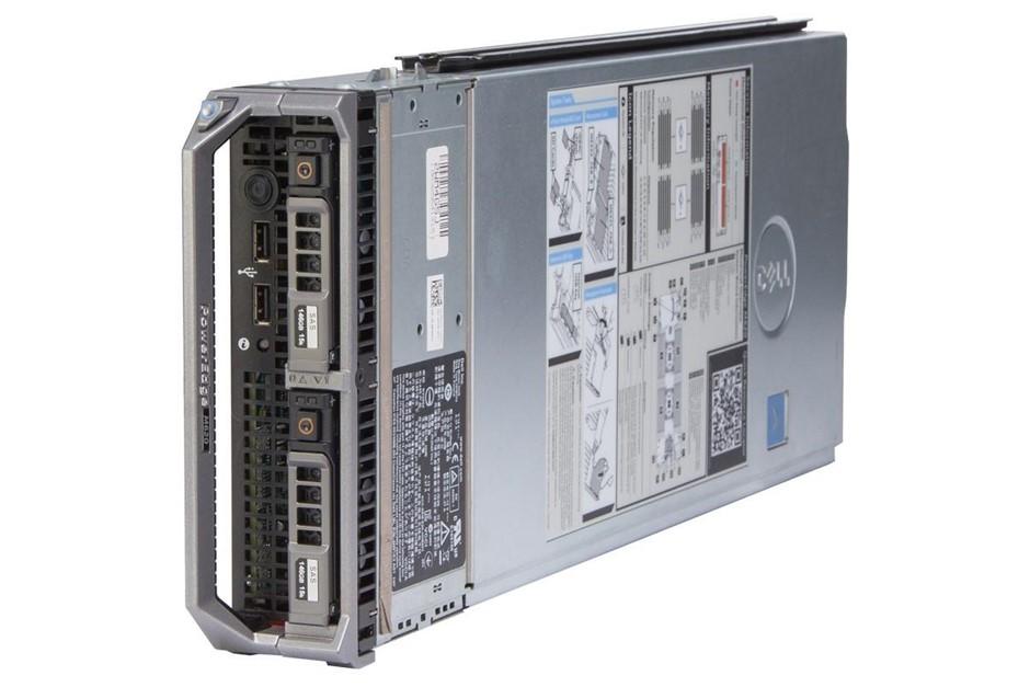 DELL R620 SERVER, 2x E5-2680, 384GB, 7.2 TB