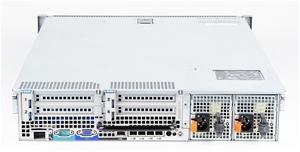 DELL R710 SERVER, 2x X5560, 288GB, 7.2 T