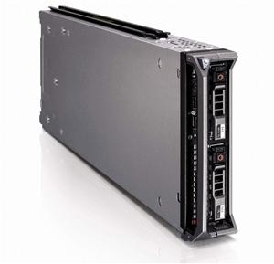 DELL M610 SERVER, 2x X5560, 96GB, 1.8 TB