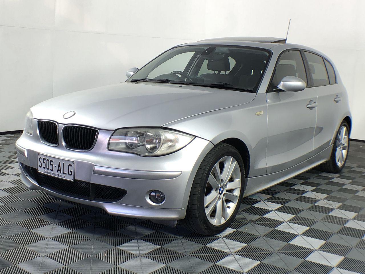 2005 BMW 1 20i E87 Manual Hatchback