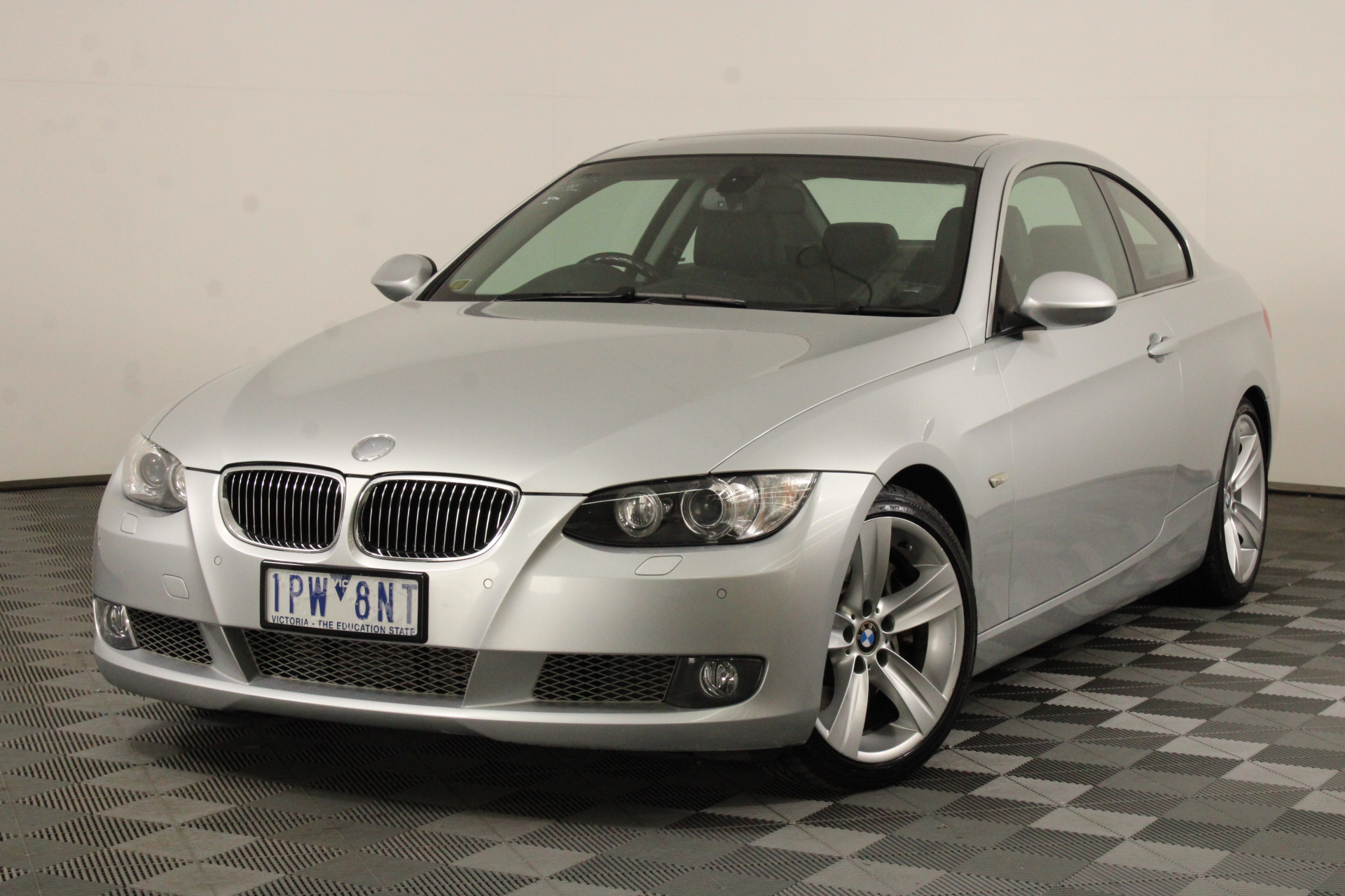 2007 BMW 3 35i E92 Automatic Coupe