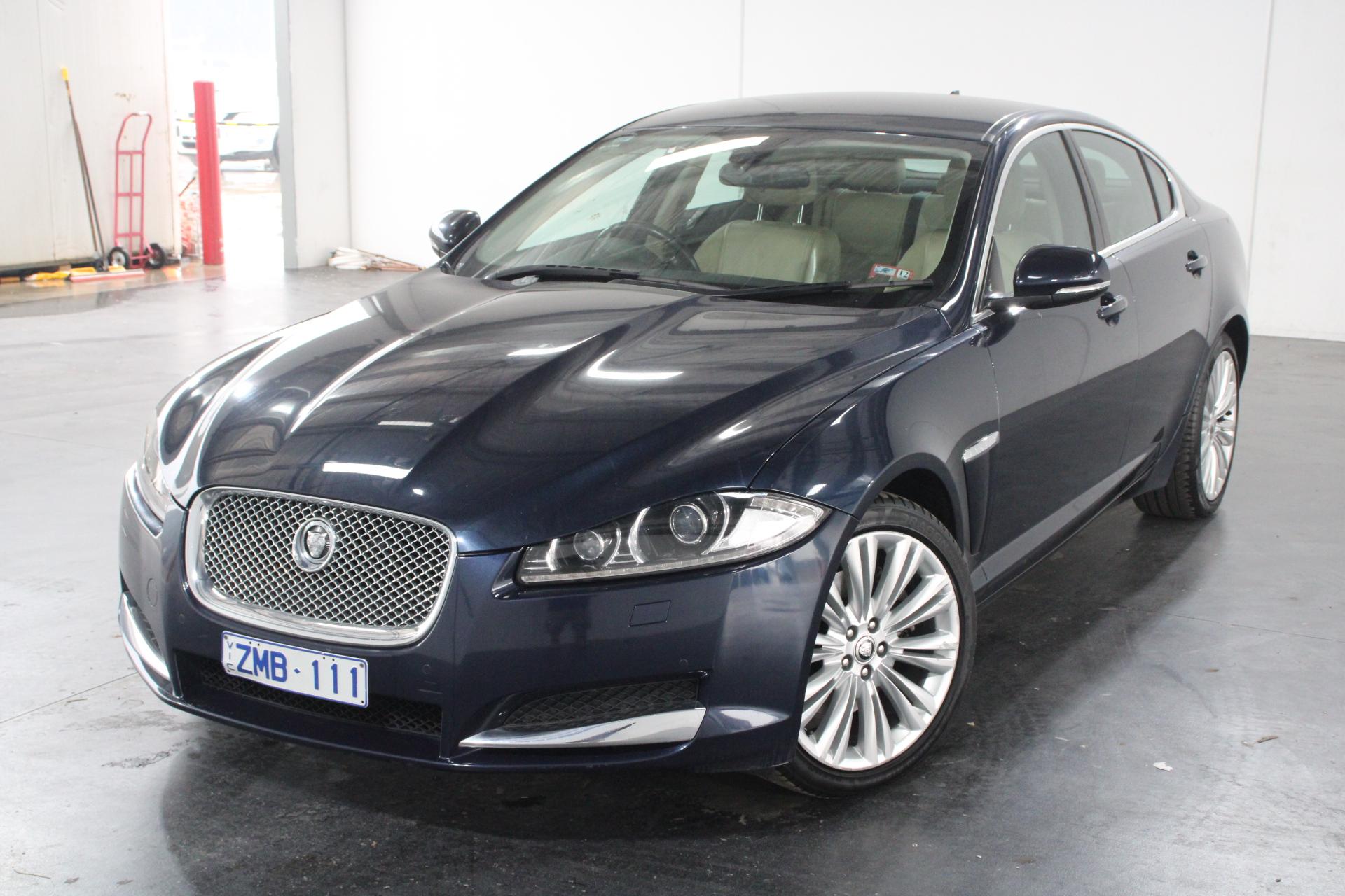 2012 Jaguar XF 2.0t Premium Luxury automatic Sedan