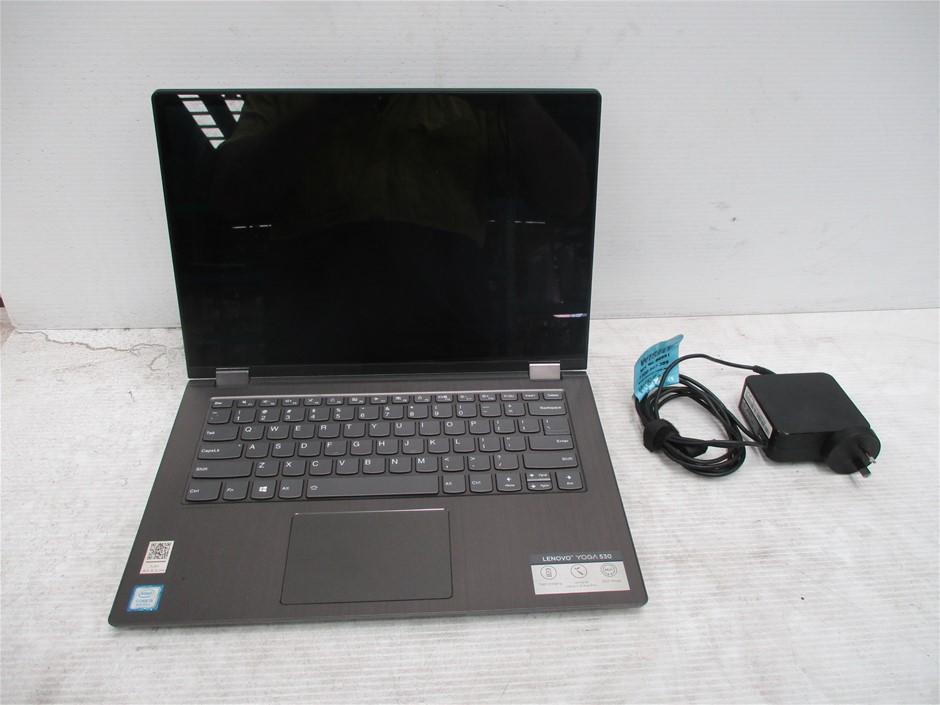 Lenovo 81EK Notebook (Yoga)