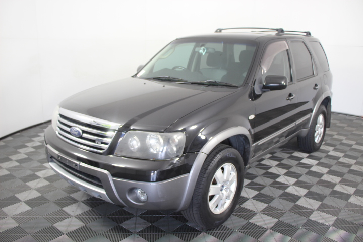 2007 Ford Escape XLT SPORT V6 ZC Automatic Wagon
