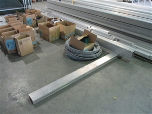 Aluminium Hollow Section and Extrusions