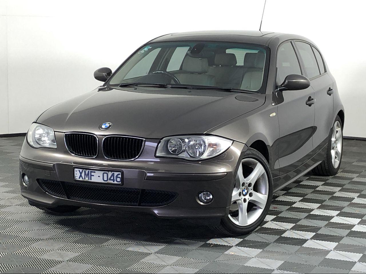 2007 BMW 1 20i E87 Automatic Hatchback
