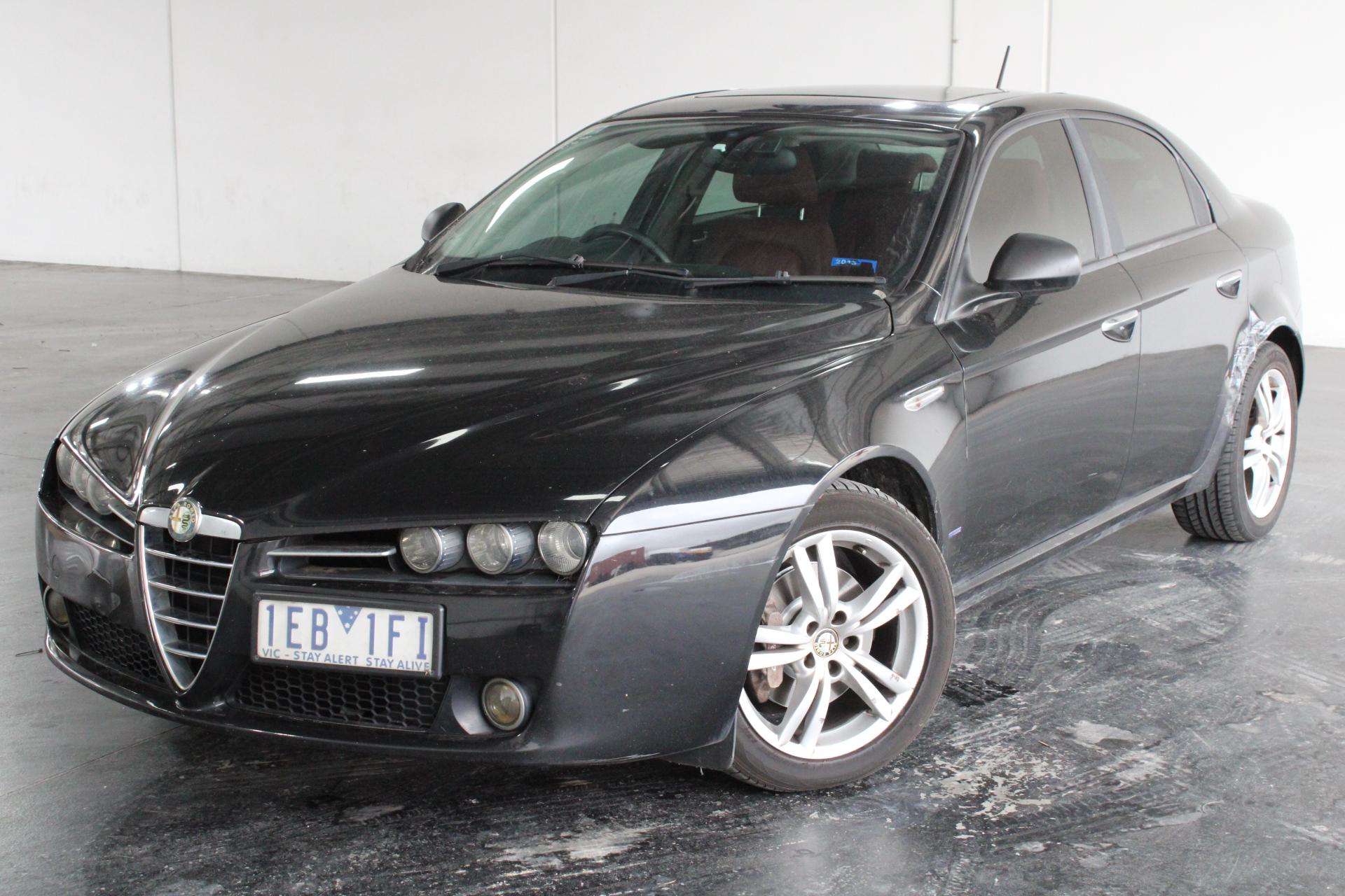 2008 Alfa Romeo 159 2.2 JTS 140 Selespeed Sedan