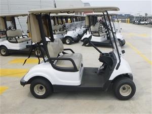 2015 Yamaha YDREX6 Golf Buggy