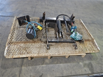 Tieman Tail Gate Loader