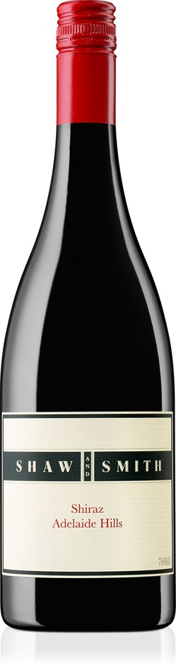 Shaw & Smith Shiraz 2017 (6 x 750mL), Adelaide Hills, SA.