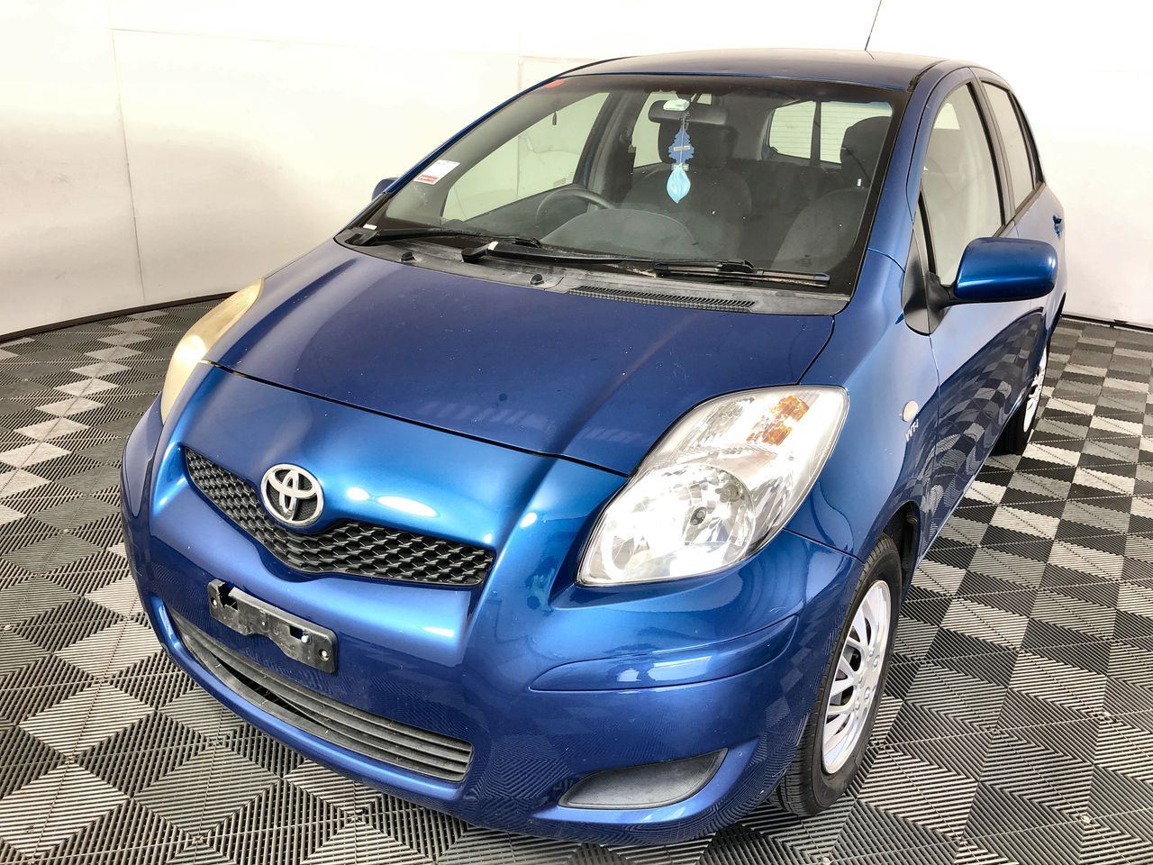 2008 Toyota Yaris YR 5 Door Hatchback