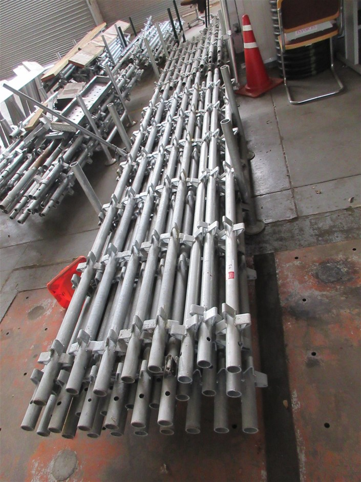 Scaffold Uprights