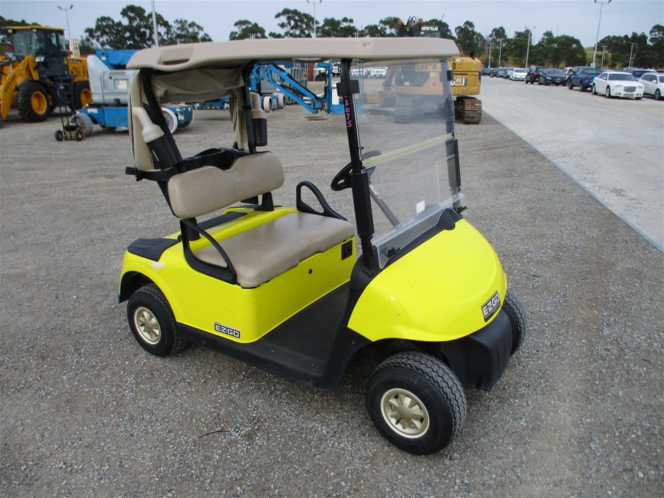 E-Z-GO 606600G01 Golf Cart