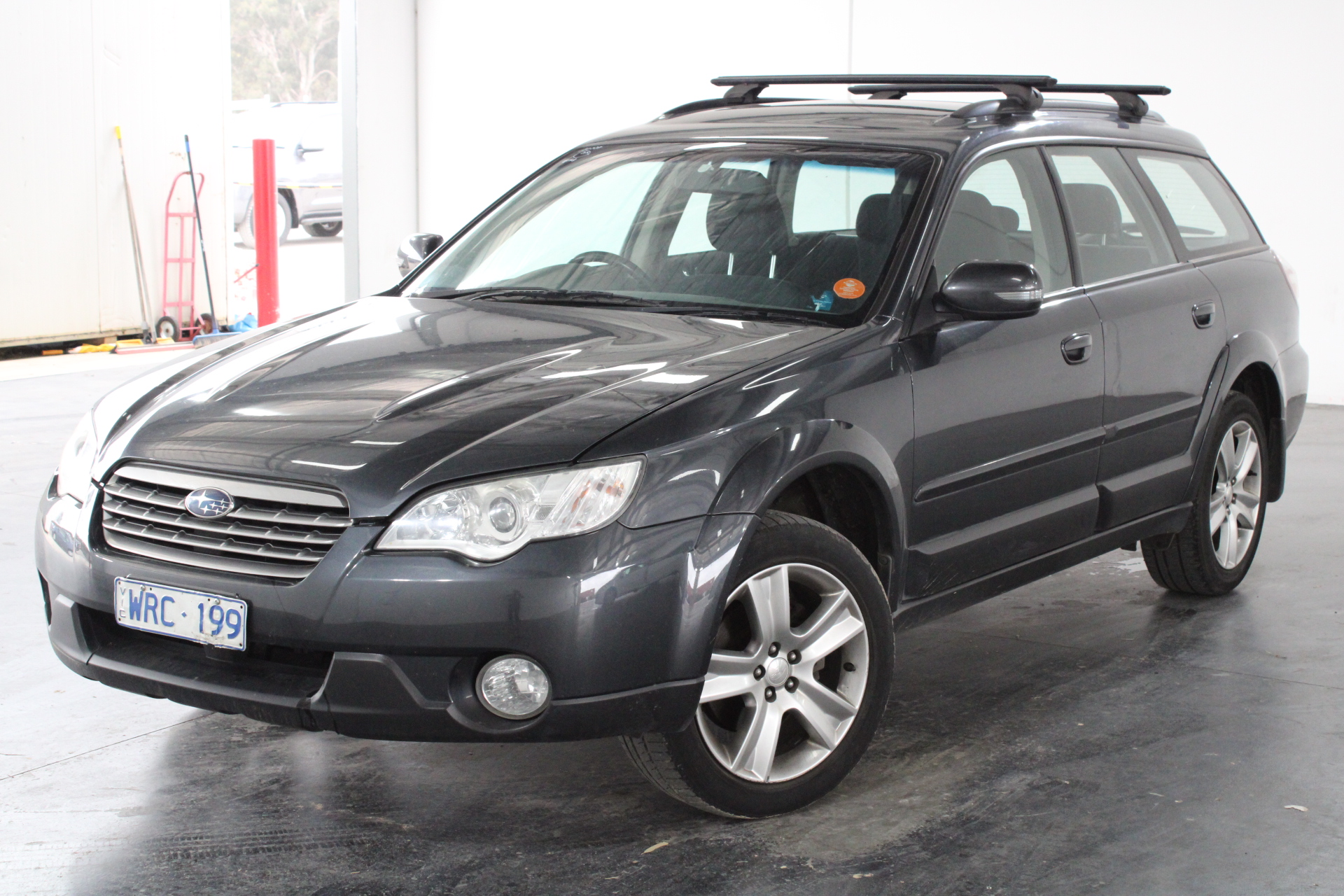 2008 Subaru Outback 2.5i B4A Automatic Wagon