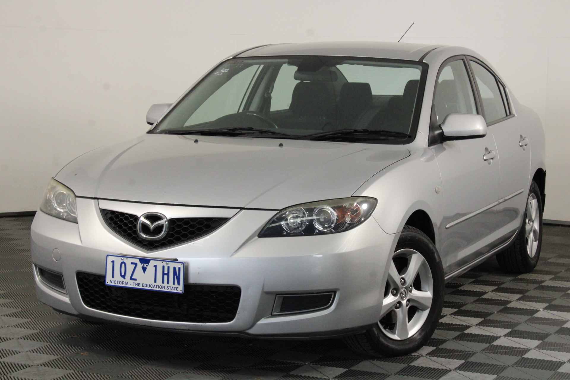 2007 Mazda 3 Maxx BK Automatic Sedan