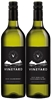 By The Vineyard Mixed Pack Chardonnay & Sem Sauv Blanc 2019 (12x 750mL)