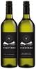 By The Vineyard Mixed Pack Chardonnay & Sem Sauv Blanc 2019 (12x 750mL)