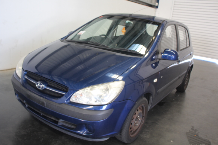 2007 Hyundai Getz 1.6 5door Automatic Hatchback