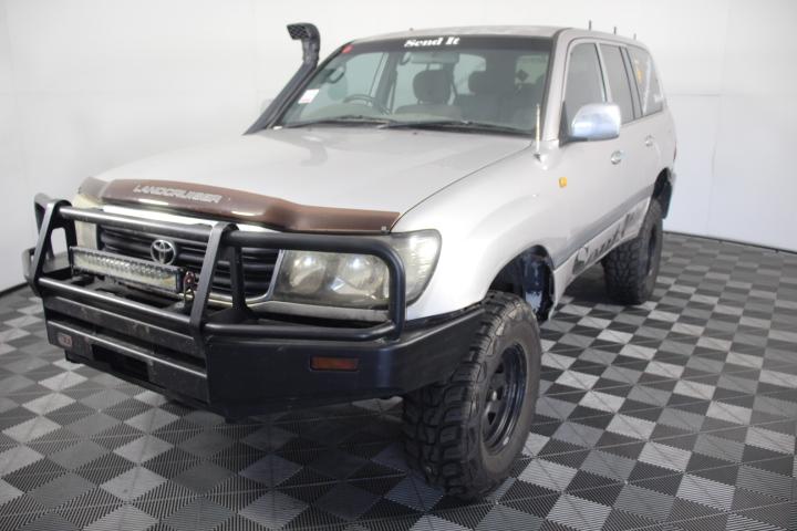 1998 Toyota Landcruiser GXL 4WD 4.2 Diesel HZJ105R Wagon
