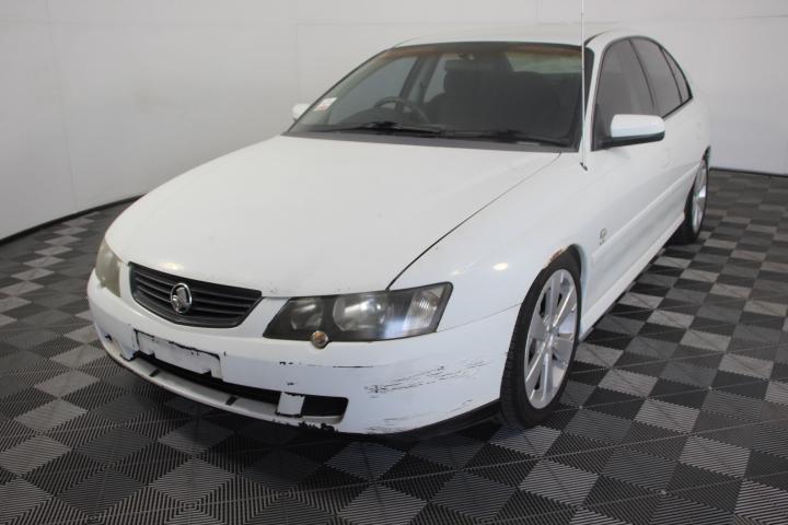2003 Holden Berlina Y Series Automatic Sedan