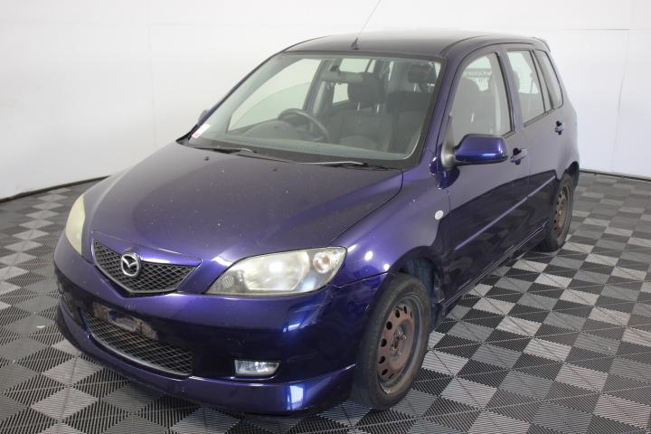 2004 Mazda 2 Genki 4 Cylinder Sportsback