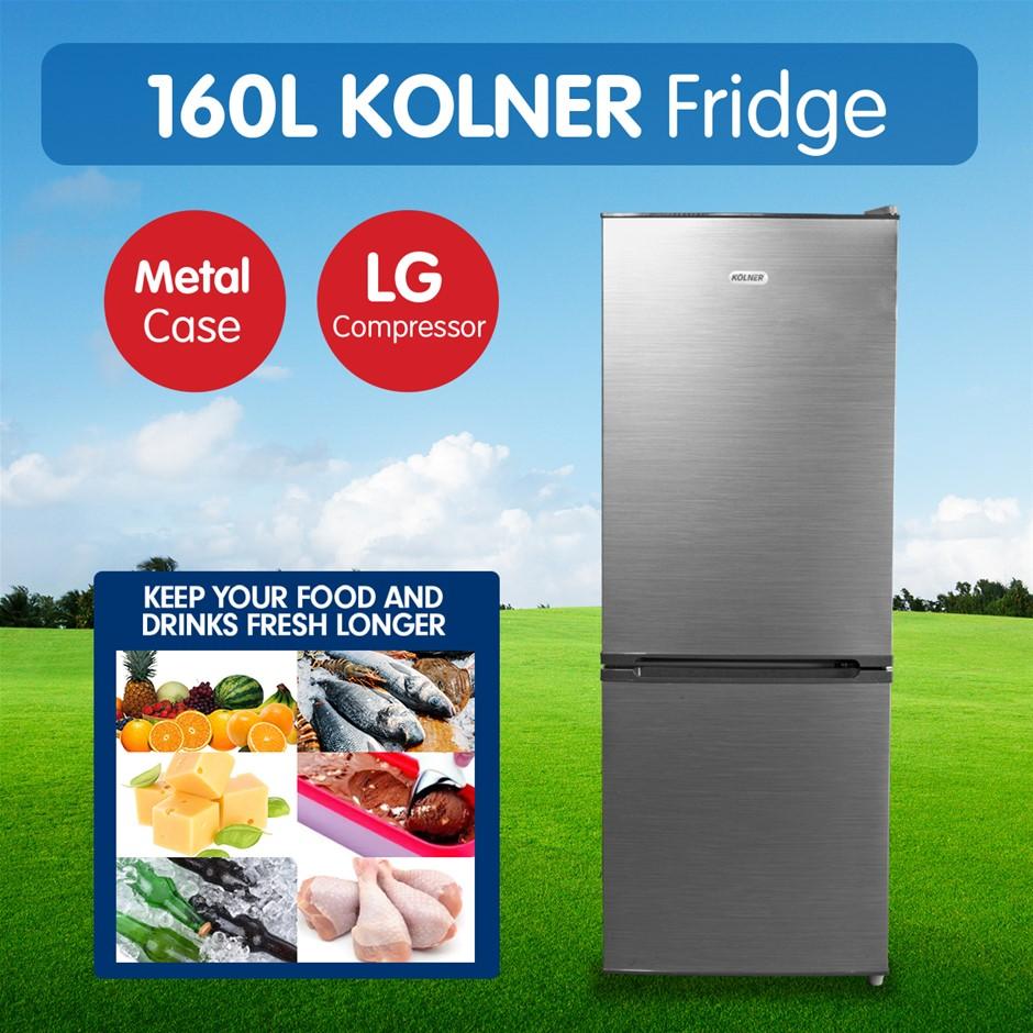 Kolner 160L Portable Bar LG Compressor Portable Cooler Freezer