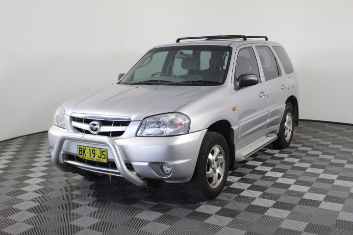 2003 Mazda Tribute Limited Sport Automatic Wagon 95,576km