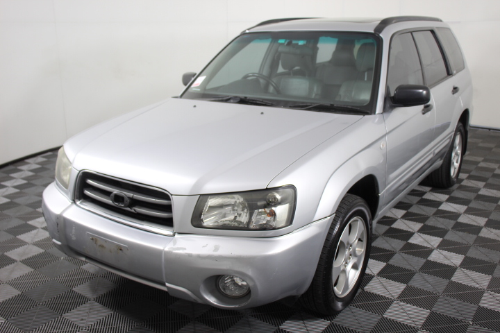 2003 Subaru Forester XS Luxury Pack Wagon