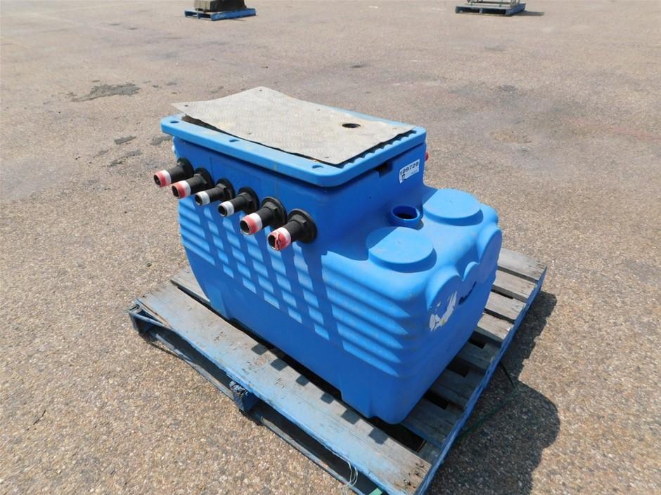 Zenit Blue Box Sewer Pump Station