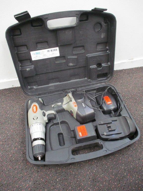 Ozito OZCD18V2A Cordless Hammer Drill