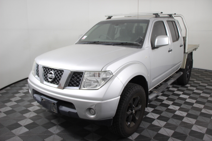 2015 Nissan Navara T/Diesel Auto Dual Cab 4X4 77,967 Km's (Service History)
