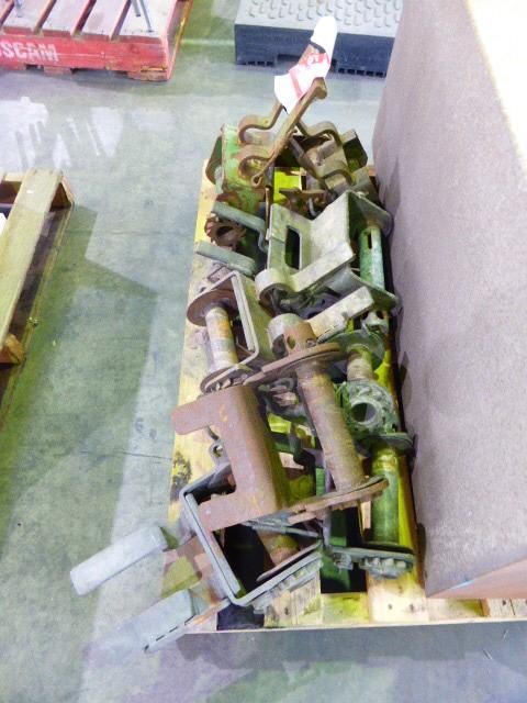 Qty 9 x Ratchet Strap Winders (Pooraka, SA)